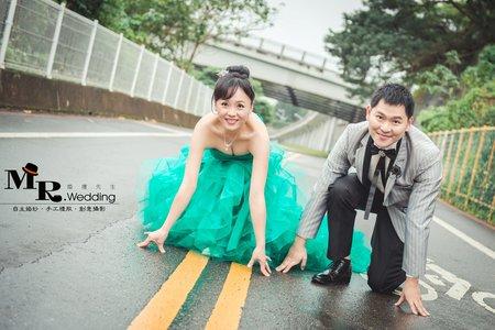 MR.wedding / 偉勳&麒惠