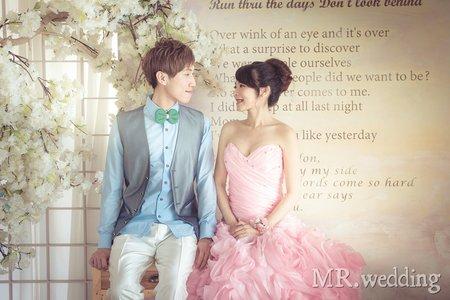 MR.wedding / 侯侯&書銘