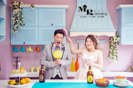 MR.wedding / 佩妤&建宇
