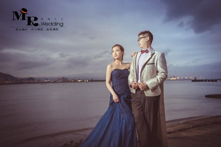 MR.wedding / 致行&琦茵