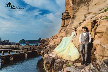 MR.wedding / 耀萱&郁雅