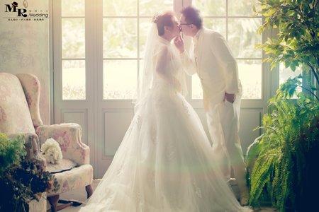 MR.wedding婚紗套組$56800