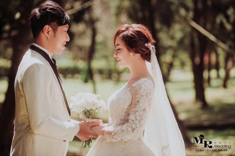 Mr.wedding婚禮先生婚紗故事館