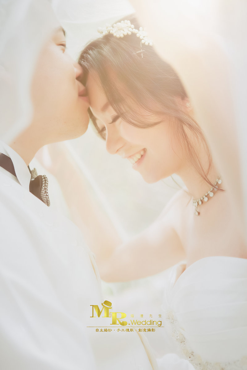 MR.wedding婚紗套組$39800作品