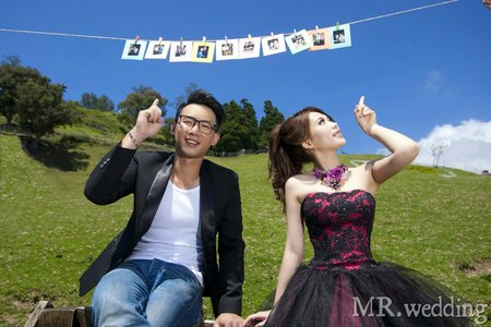 MR.wedding自助婚紗$9999