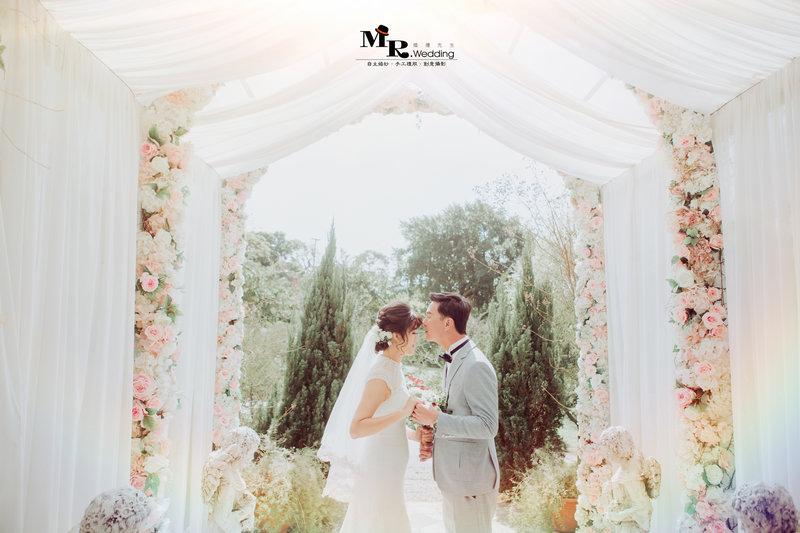 MR.wedding婚紗套組$49800作品