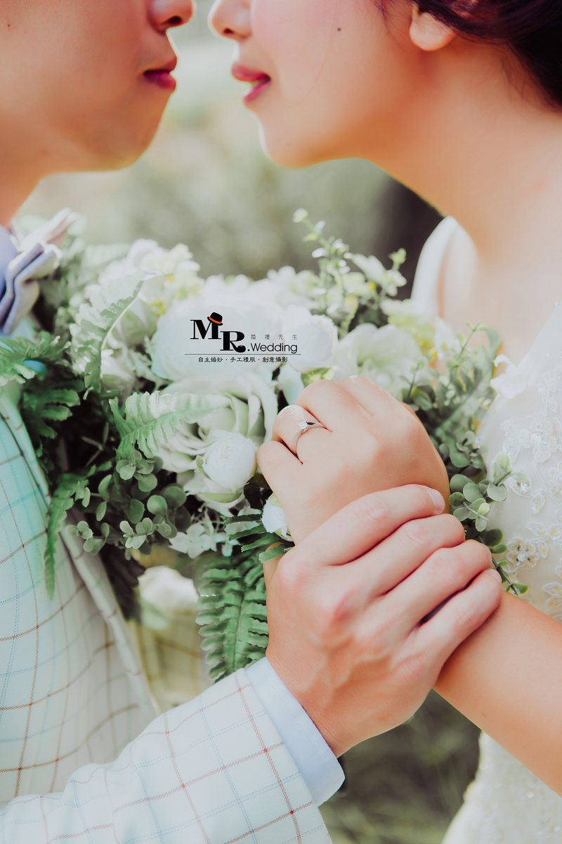 線上備婚X婚禮一條龍優惠方案作品