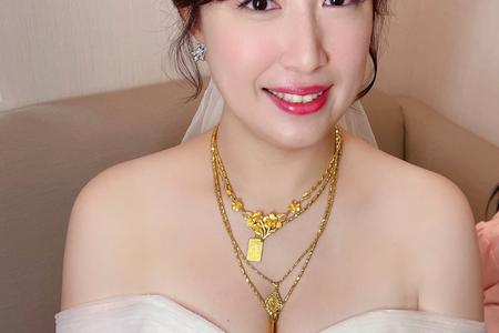 4/25舒瑛訂結婚新秘-昇財麗禧酒店
