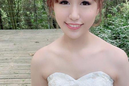 婚紗造型-賴紫