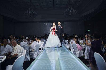 Wedding Day [ 台中西屯 - THE LIN HOTEL TAICHUNG 台中林酒店 結婚儀式 ] 婚禮紀錄 20160625