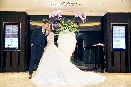 Wedding Day [ 桃園市桃園區 - 尊爵大飯店三樓國際廳 文定午宴 ] 婚禮紀錄 20171015