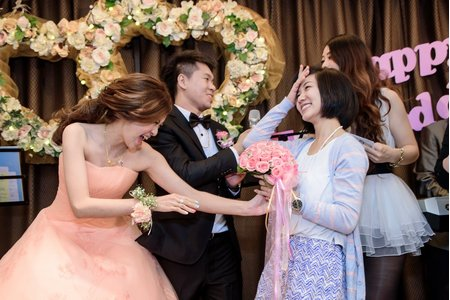 立全.孟瑜.Wedding