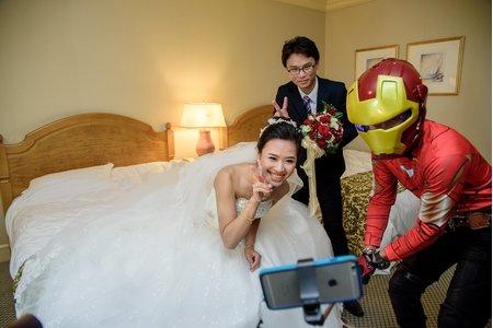 漠偉.珊瑚.Wedding