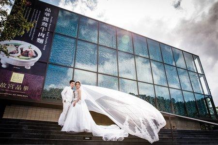 婚禮絕美化為張張美照/故宮晶華