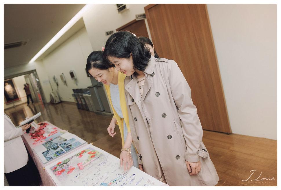 《台北婚攝》淚光中的幸福模樣 _ 民權16香榭玫瑰園 (5) - J-Love 婚禮攝影團隊《結婚吧》
