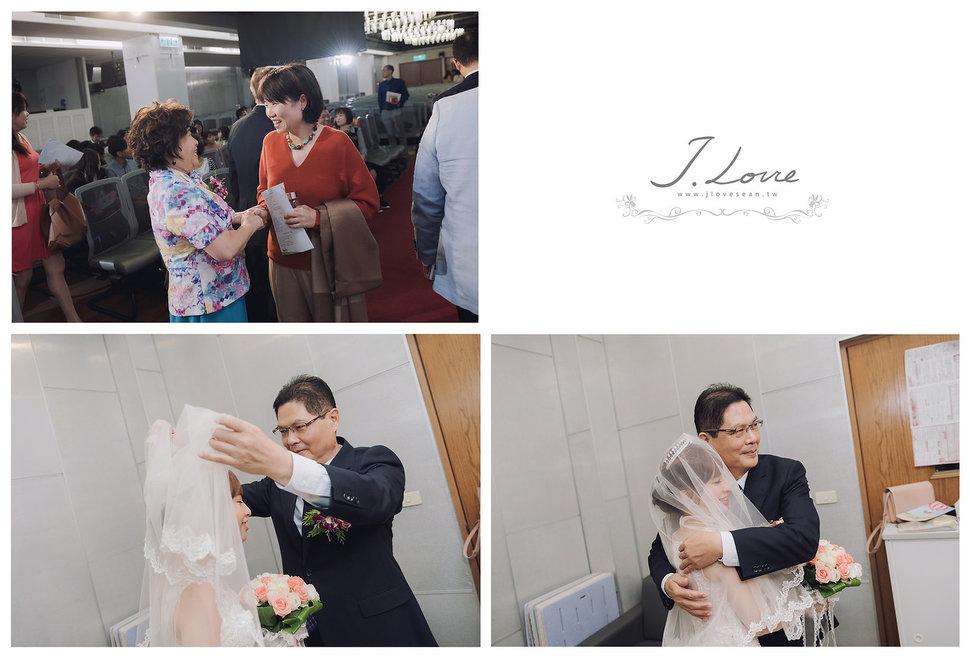 《台北婚攝》淚光中的幸福模樣 _ 民權16香榭玫瑰園 (6) - J-Love 婚禮攝影團隊《結婚吧》