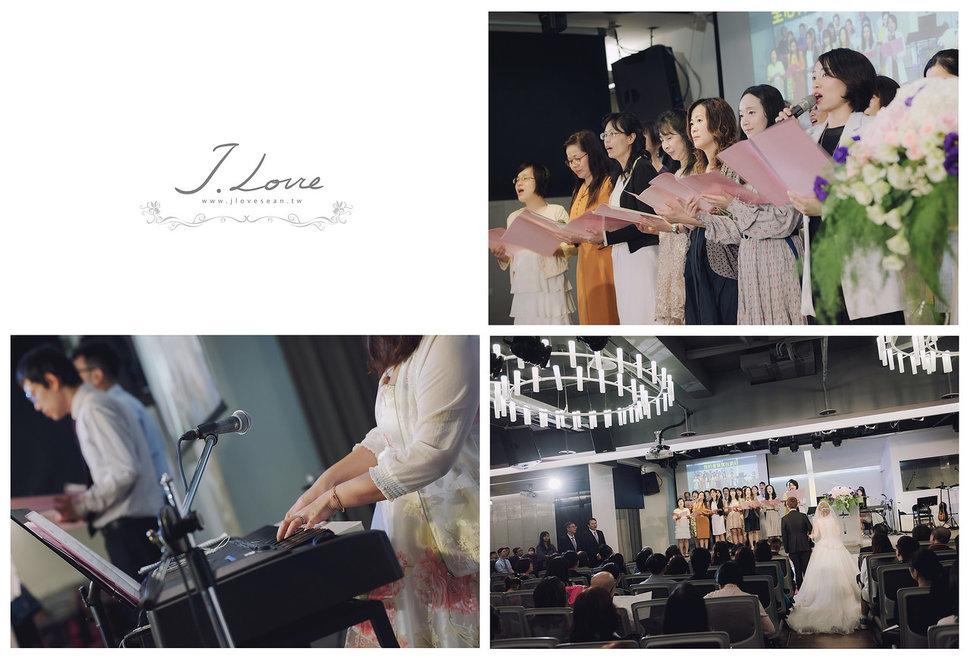 《台北婚攝》淚光中的幸福模樣 _ 民權16香榭玫瑰園 (16) - J-Love 婚禮攝影團隊《結婚吧》