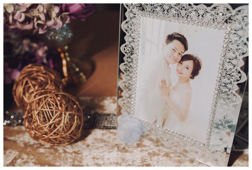 《台北婚攝》淚光中的幸福模樣 _ 民權16香榭玫瑰園 (34) - J-Love 婚禮攝影團隊《結婚吧》