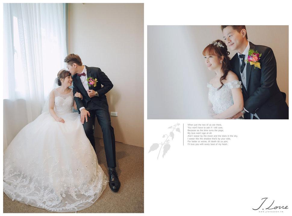 《台北婚攝》淚光中的幸福模樣 _ 民權16香榭玫瑰園 (48) - J-Love 婚禮攝影團隊《結婚吧》