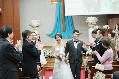 J-Love婚攝團隊/晶英酒店/安樂聖教會