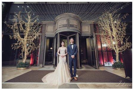 J-Love婚攝團隊 / 君品酒店/無限蔓延的幸福婚禮