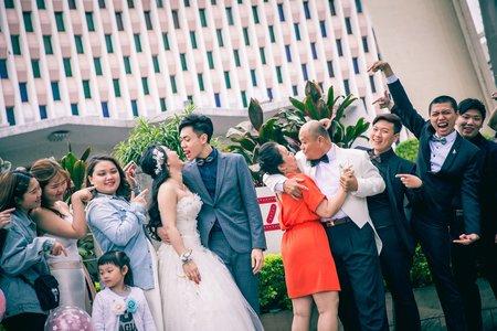 J-Love婚攝團隊/台北觀世音素食餐廳/證婚+午宴