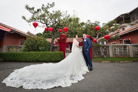 J-Love婚攝團隊/老宅三合院/戶外婚禮晚宴