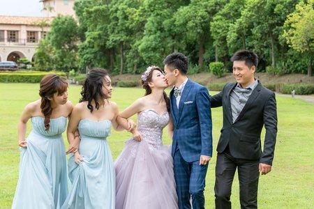 J-Love婚攝團隊/台北園外園/訂結宴客