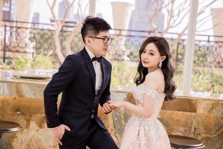 J-Love婚攝團隊/高雄林皇宮/文定喜宴