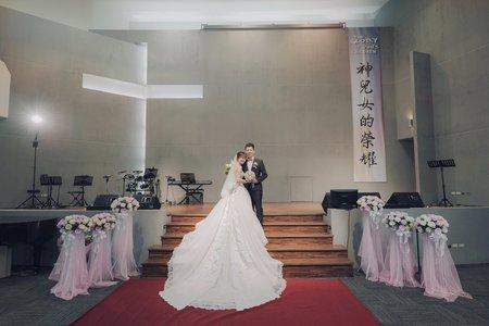 J-Love婚攝團隊/新竹靈糧堂/教堂證婚