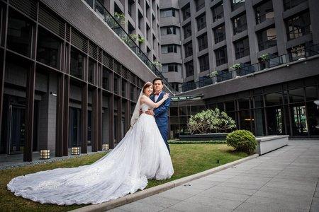 J-Love婚攝團隊/白金花園酒店/迎娶證婚喜宴