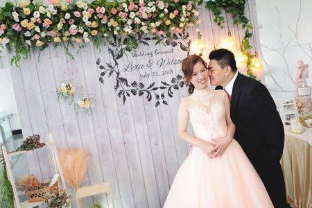 J-Love婚攝團隊/徐州路2號庭園會館/單喜宴