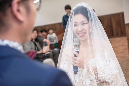 J-Love婚攝團隊/內湖信友堂/教堂證婚