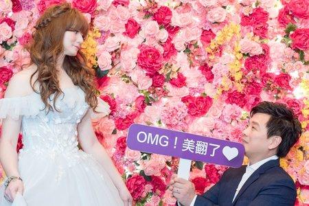 J-Love婚攝團隊/大直典華/訂結喜宴