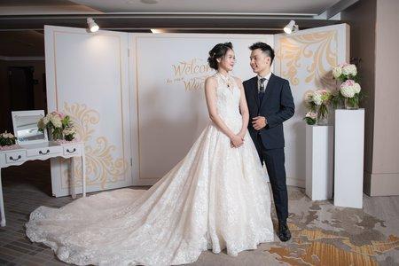 J-Love婚攝團隊/板橋希爾頓/訂結喜宴