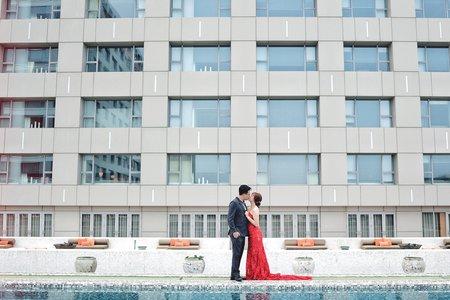 J-Love婚攝團隊/台南晶英酒店/訂結午宴