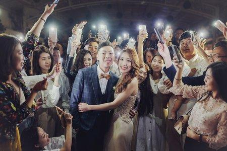 閃爍耀眼的幸福婚禮 / 青青食尚