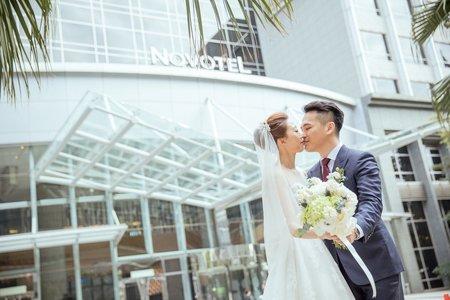 J-Love婚攝團隊/諾富特機場飯店/訂結喜宴