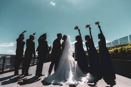 J-Love婚攝團隊/台東桂田喜來登/結婚喜宴