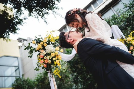 J-Love婚攝團隊/TAV Cafe/戶外證婚儀式