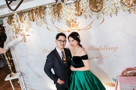 J-Love婚攝團隊/吉立餐廳/訂結喜宴