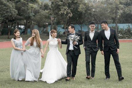 J-Love婚攝團隊/觀音活動中心/迎娶喜宴