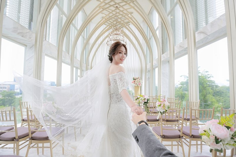 【活動限定】頂級花嫁年終慶專案作品