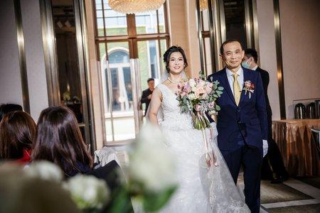 J-Love婚攝團隊/萬豪酒店/迎娶戶外證婚喜宴
