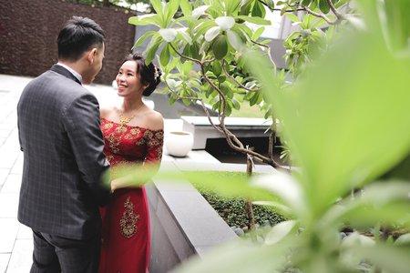 J-Love婚攝團隊/白金花園酒店/訂結喜宴