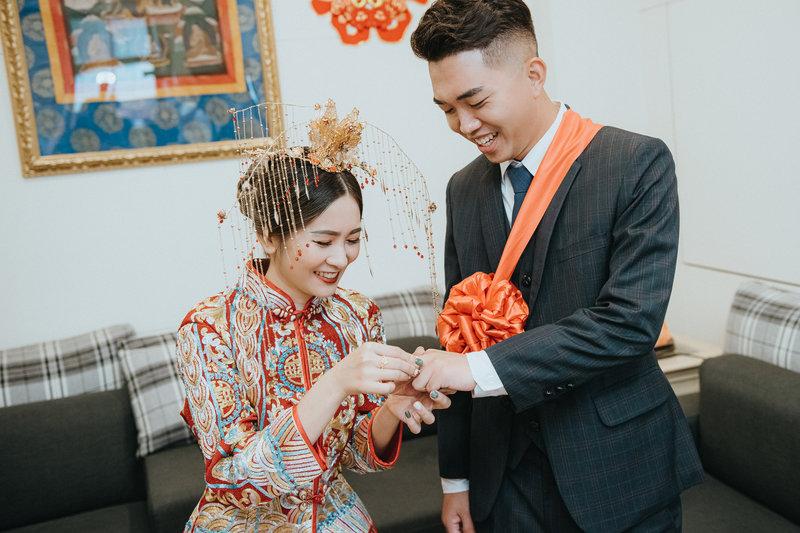 訂婚儀式,文定儀式,訂婚流程,文定流程