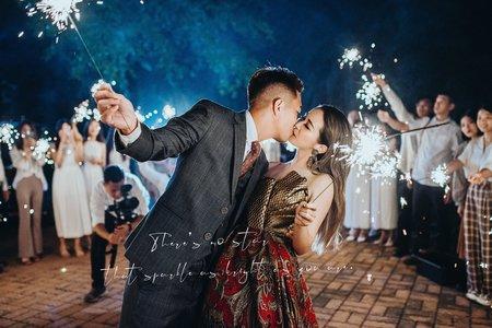 J-Love婚攝團隊/九九莊園/幸福與美麗的際遇