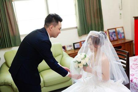 《台南婚攝》幸福的笑容就是甜