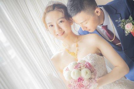 讓婚禮都是甜美的影像