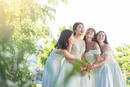 《宜蘭婚攝》幸福的自然甜美